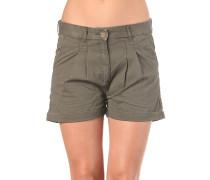 Dana - Chino Shorts - Grün