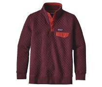 Cotton Quilt Snap-T P/O - Oberbekleidung für Damen - Rot