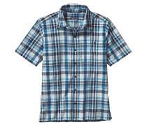 Puckerware - Hemd für Herren - Blau