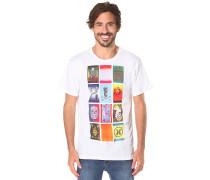 The Pressiest - T-Shirt für Herren - Weiß