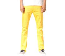 Skin - Jeans für Herren - Gelb
