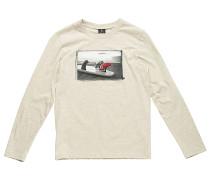 Board - Langarmshirt für Jungs - Beige
