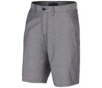Oxford - Shorts - Grau