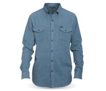 Fielder - Hemd für Herren - Blau
