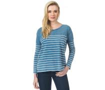Hova - Langarmshirt für Damen - Blau