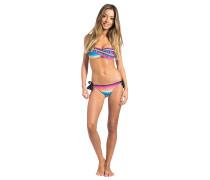 Lolita Bandeau Set - Bikini Set für Damen - Mehrfarbig