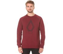Stone Pack Crew - Sweatshirt für Herren - Rot