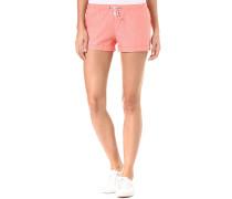 Chambray Girl - Shorts für Damen - Orange