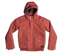 Brook Sdwr - Jacke für Jungs - Rot