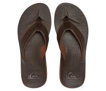 Carver Nubuck - Sandalen für Herren - Braun
