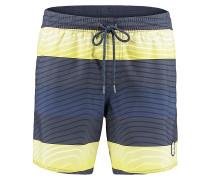 Santa Cruz Stripe - Boardshorts für Herren - Blau
