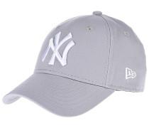 K 940 MLB League Basic New York YankeesSnapback Cap Grau