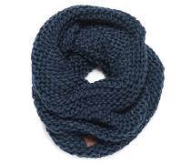Cocoon Collar - Schal für Damen - Blau