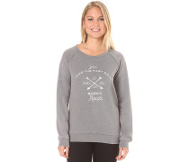 Heritage Crew - Sweatshirt für Damen - Grau