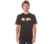 E X Toy Machine - FIS - T-Shirt für Herren - Schwarz
