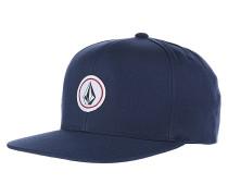 Quarter Twill - Snapback Cap für Herren - Blau