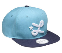 Team L - Snapback Cap - Blau