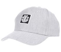 Treelogo Snapback Cap - Grau