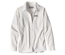Anchor Bay L/S - Hemd für Damen - Weiß