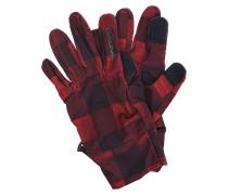 Rambler - Handschuhe für Herren - Rot