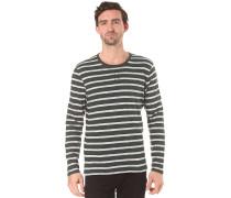 Shhfree Stripe - Langarmshirt für Herren - Streifen