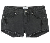 Hello Mellow - Shorts - Schwarz