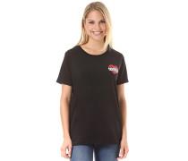 Heart - T-Shirt für Damen - Schwarz