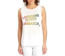 Looking Good Jamaica - T-Shirt für Damen - Weiß