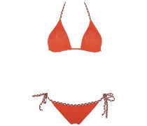 Antoinette - Bikini Set für Damen - Orange