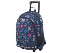 Mandala Wheely Proschool - Rucksack - Blau
