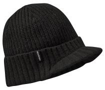 Brimmed Mütze - Schwarz