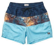 Tribong Printed Layback - Boardshorts für Herren - Blau