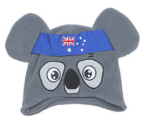 Lucas - Mütze für Jungs - Grau