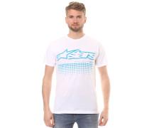 Uniflow - T-Shirt für Herren - Weiß
