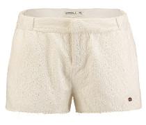 Lace - Shorts für Damen - Weiß
