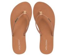 Weekender - Sandalen für Damen - Braun