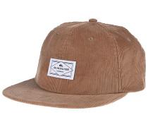 Clouder - Snapback Cap für Herren - Braun
