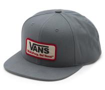 Rowley Snapback - Snapback Cap für Herren - Grau