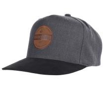 Pier Pressure - Snapback Cap für Herren - Schwarz