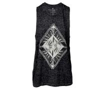 Diamond - T-Shirt für Damen - Schwarz