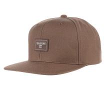 Primary - Snapback Cap für Herren - Braun