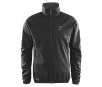 Mistral Windstopper ® Softshell - Jacke für Herren - Schwarz