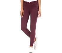 Viamy Rw 7/8 5P - Jeans - Rot