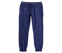 Silver - Stoffhose für Damen - Blau