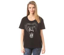 Beau Brullenaffe - T-Shirt für Damen - Schwarz