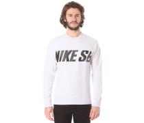 Everett Motion - Sweatshirt für Herren - Weiß