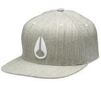Deep Down FF Athletic Fit Flexfit Cap - Grau