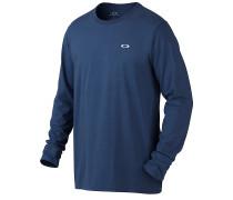 Ellipse - Langarmshirt für Herren - Blau
