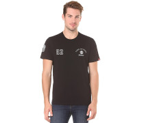 Americana - T-Shirt - Schwarz