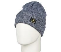 Label - Mütze für Herren - Blau
